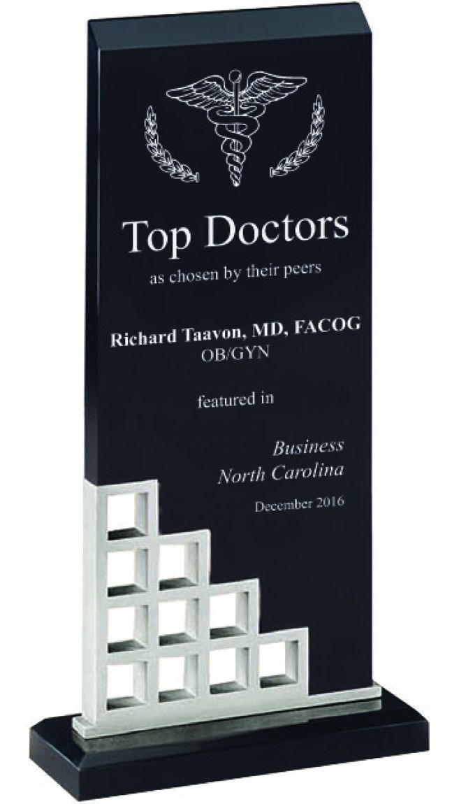 Top Doctors Award for 2016